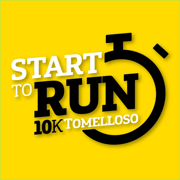 Logo Start to Run 2018 Amarillo